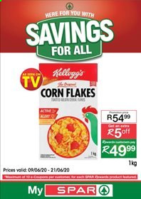 SPAR catalogue  - 06.19.2020 - 06.21.2020. Page 3.