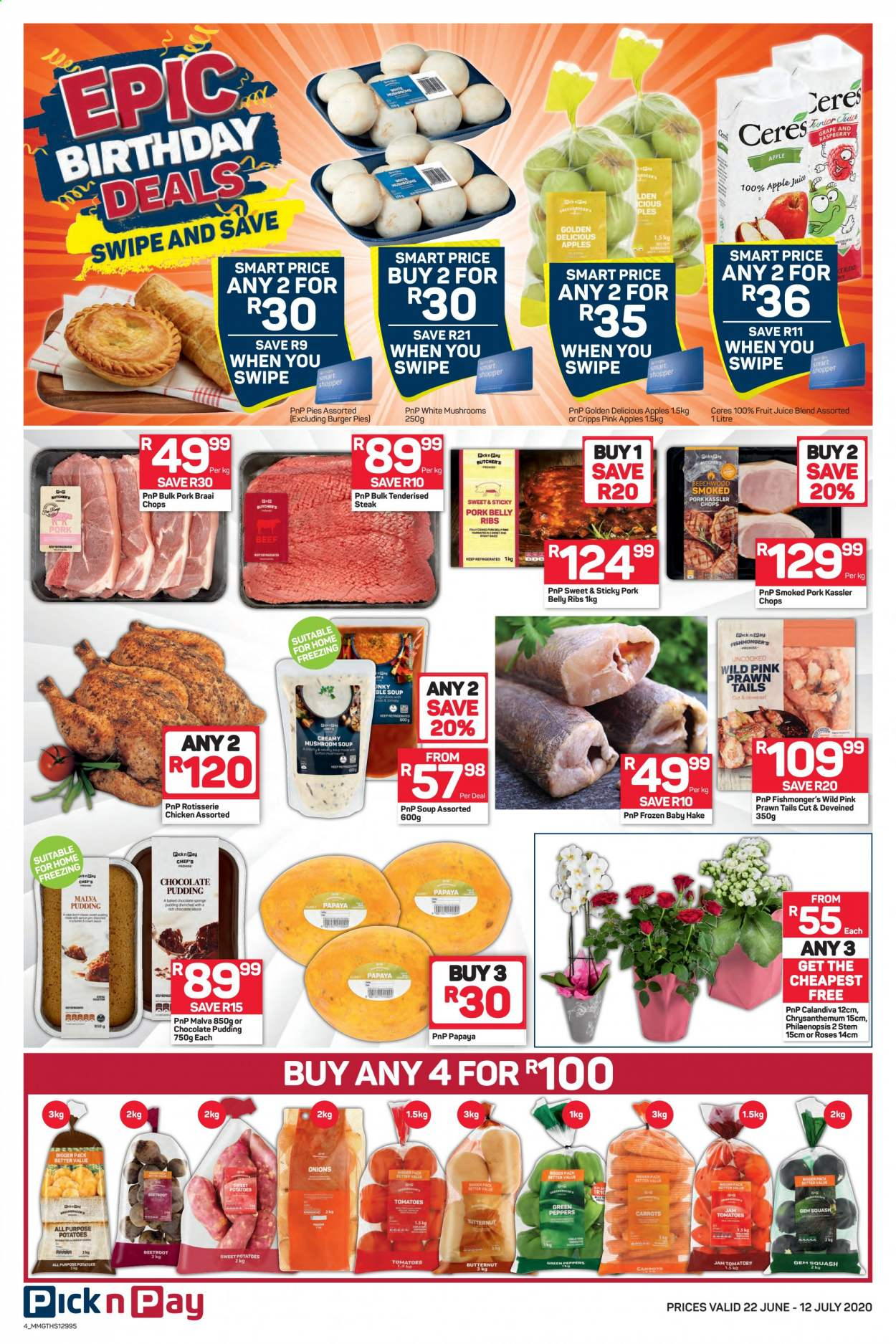 Pick n Pay catalogue  - 06.22.2020 - 07.12.2020. Page 4.