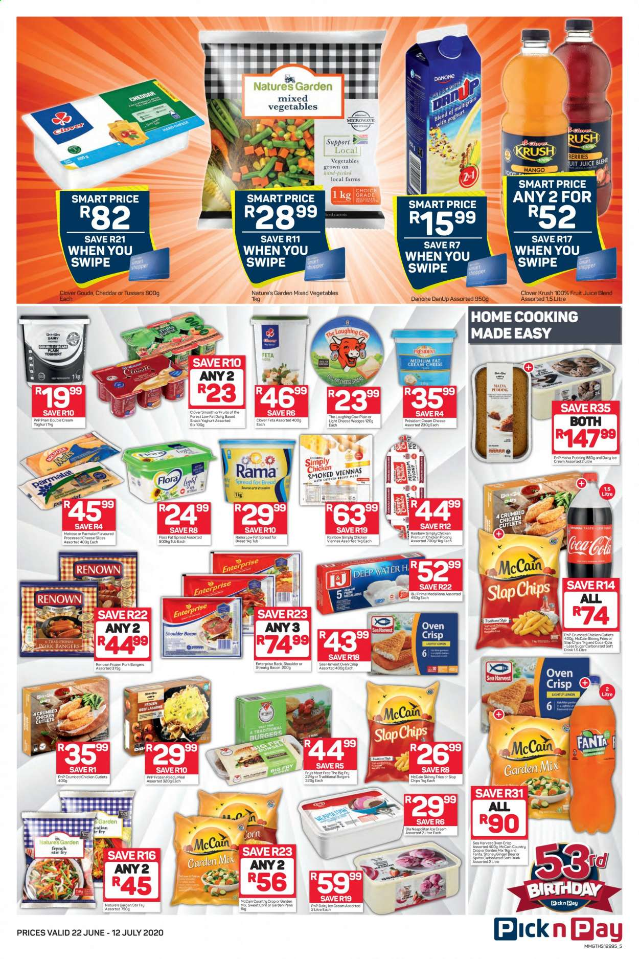 Pick n Pay catalogue  - 06.22.2020 - 07.12.2020. Page 5.