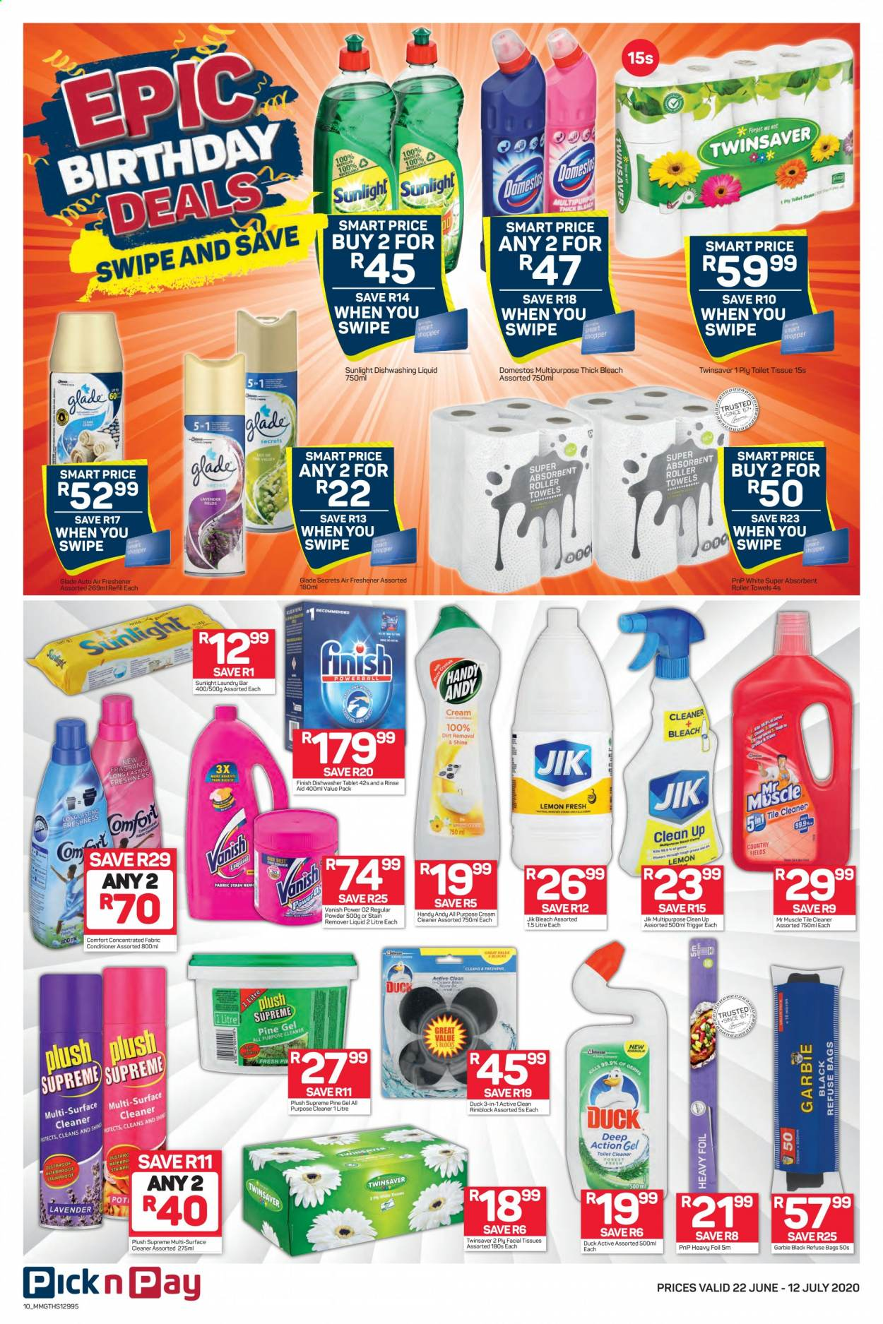 Pick n Pay catalogue  - 06.22.2020 - 07.12.2020. Page 10.