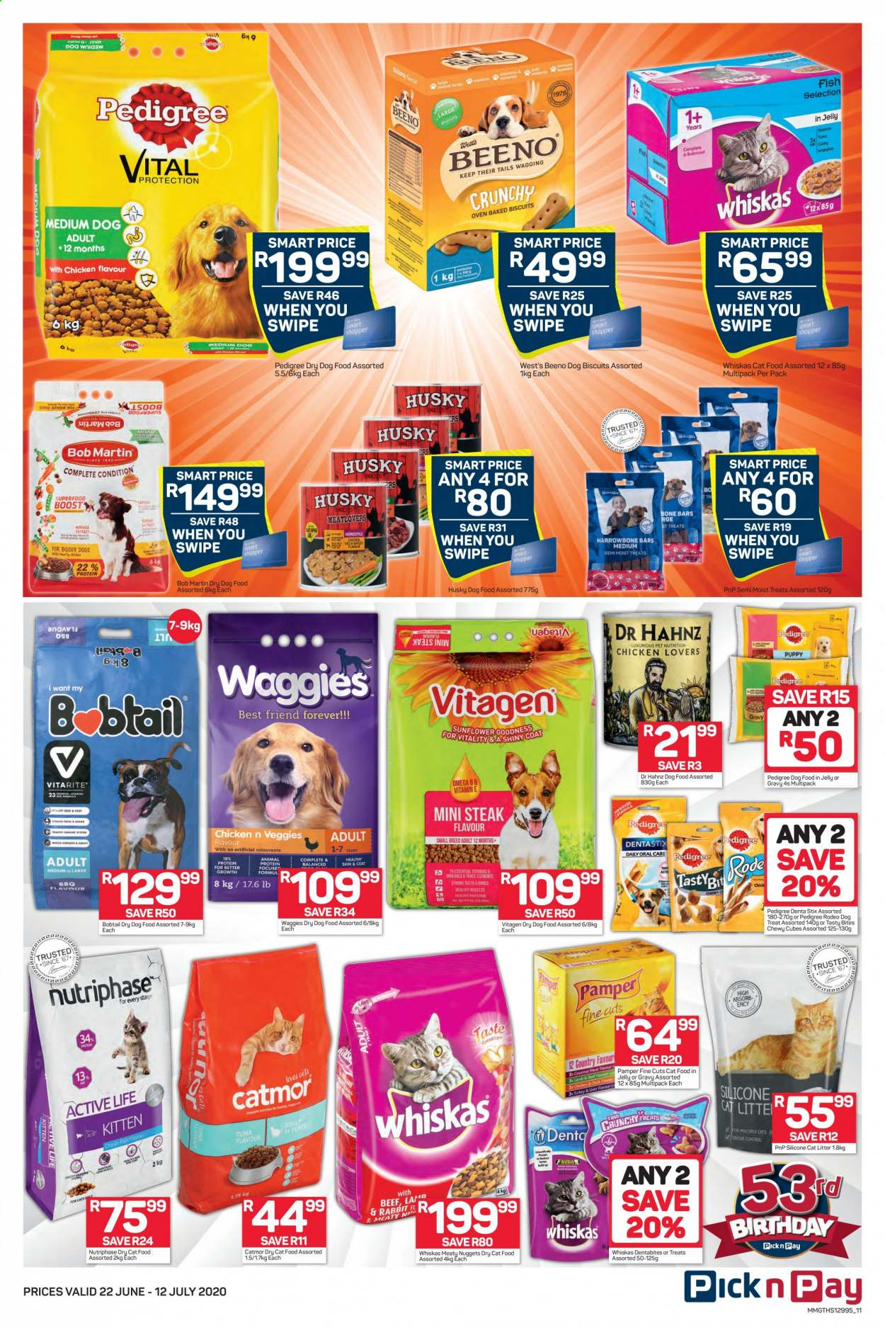 Pick n Pay catalogue  - 06.22.2020 - 07.12.2020. Page 11.