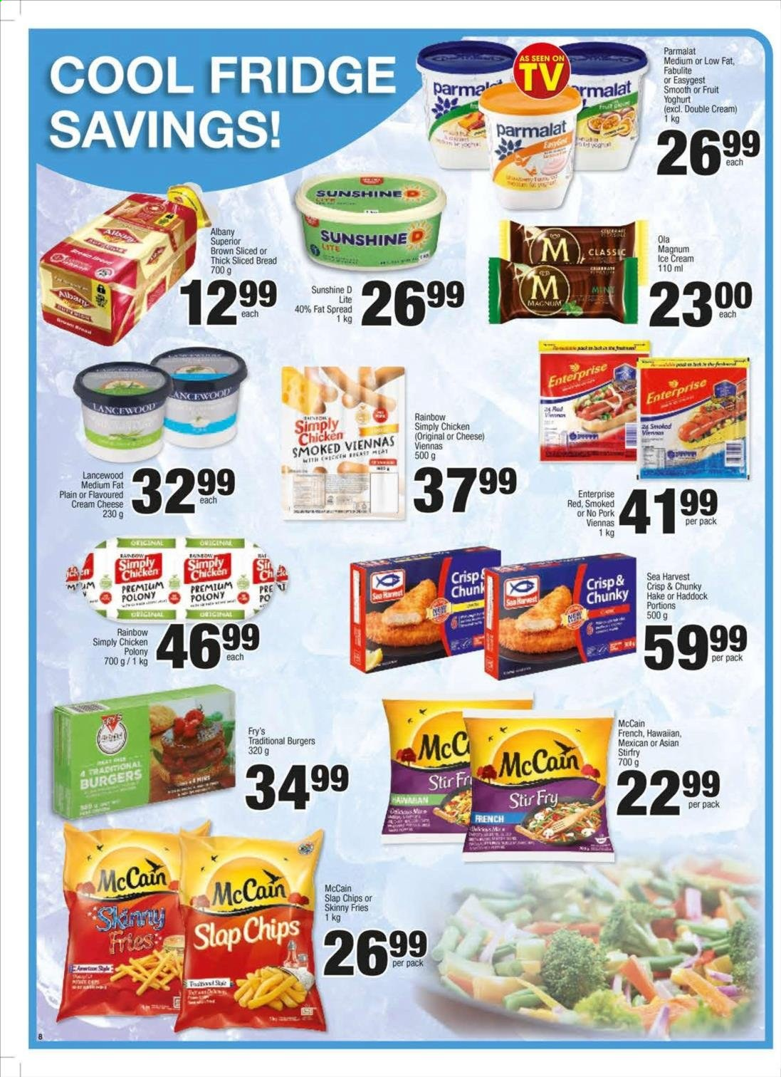 SPAR catalogue . Page 12.