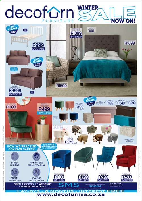 Decofurn Factory Shop catalogue . Page 1.
