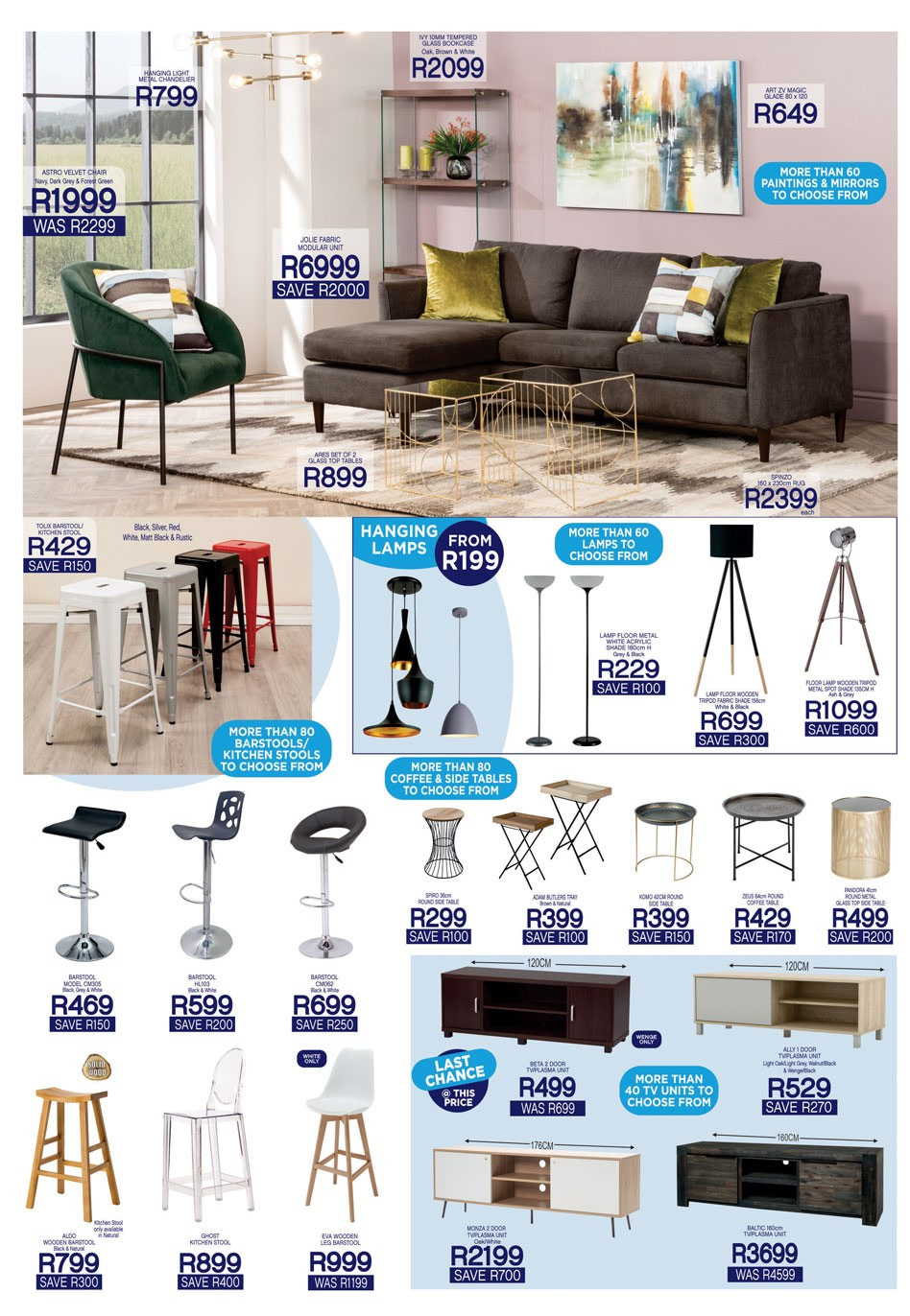 Decofurn Factory Shop catalogue . Page 2.