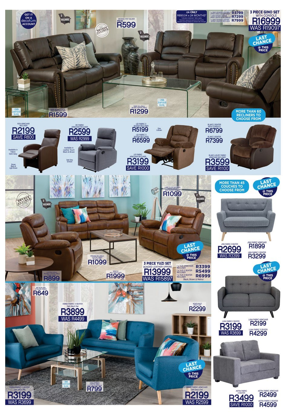 Decofurn Factory Shop catalogue . Page 3.