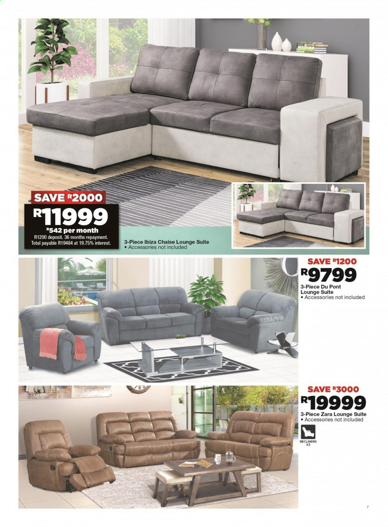 House & Home catalogue  - 07.06.2020 - 07.19.2020. Page 7.
