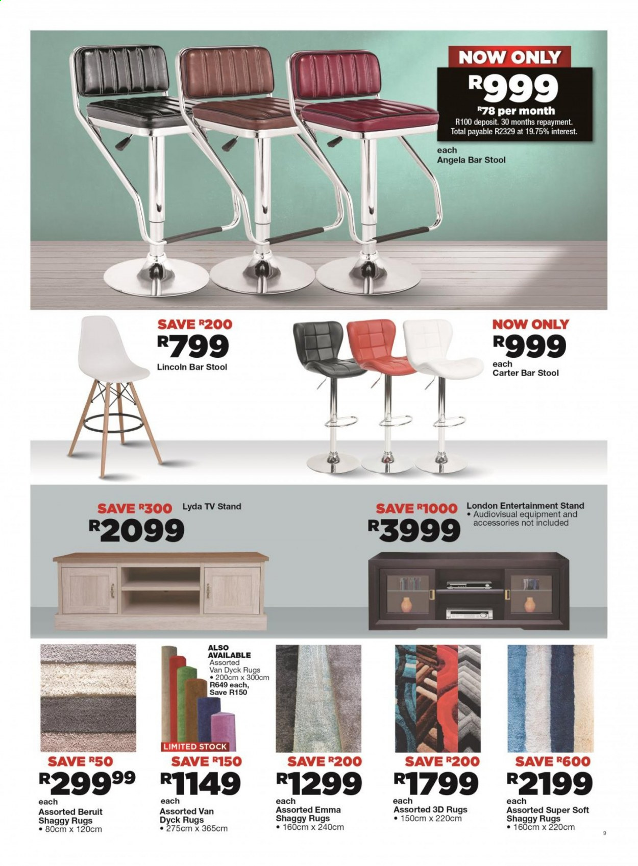 House & Home catalogue  - 07.06.2020 - 07.19.2020. Page 9.