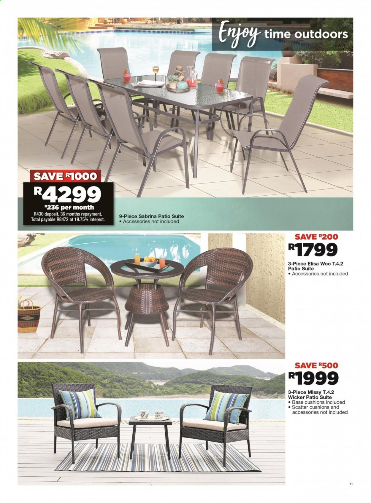 House & Home catalogue  - 07.06.2020 - 07.19.2020. Page 11.