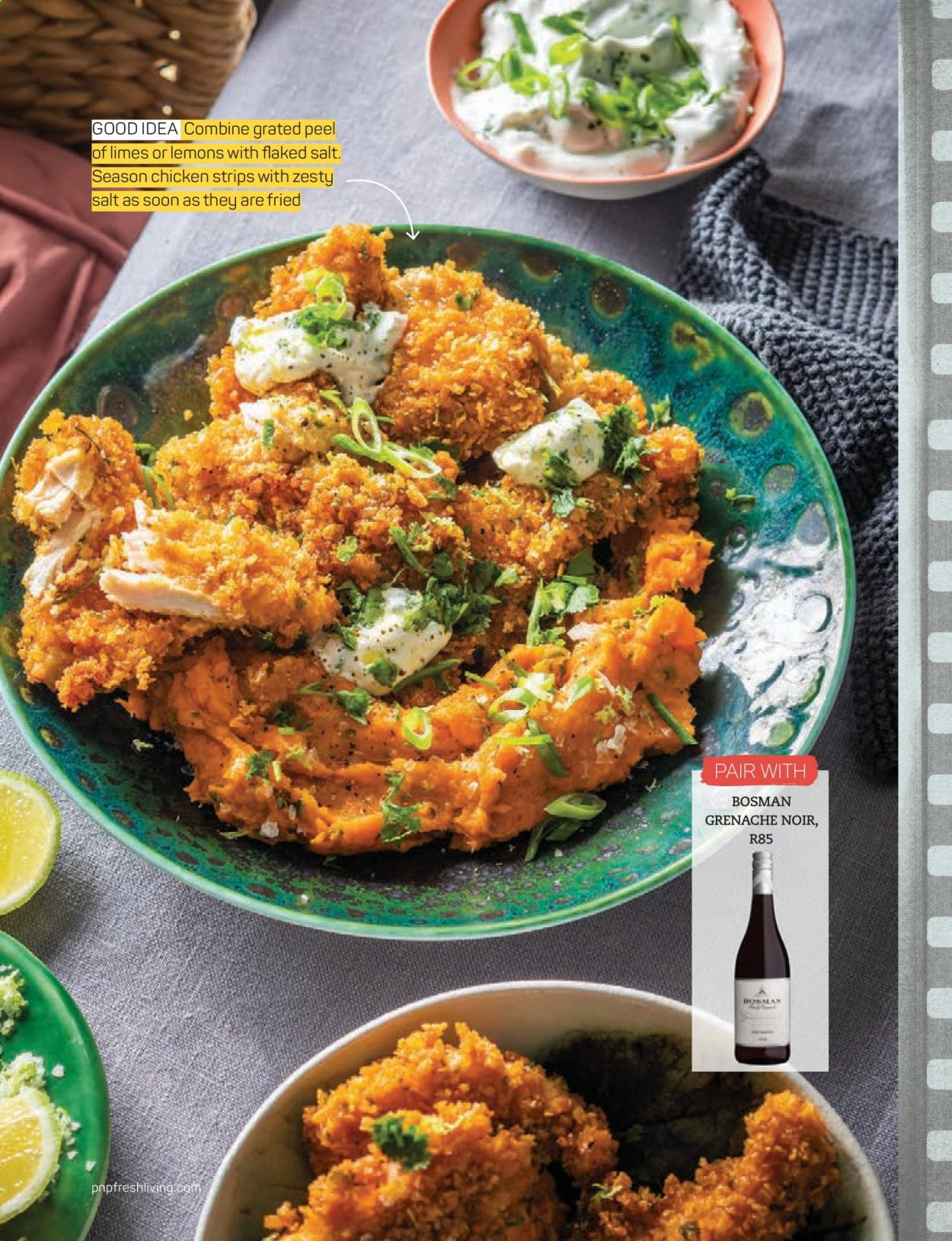 Pick n Pay catalogue . Page 37.