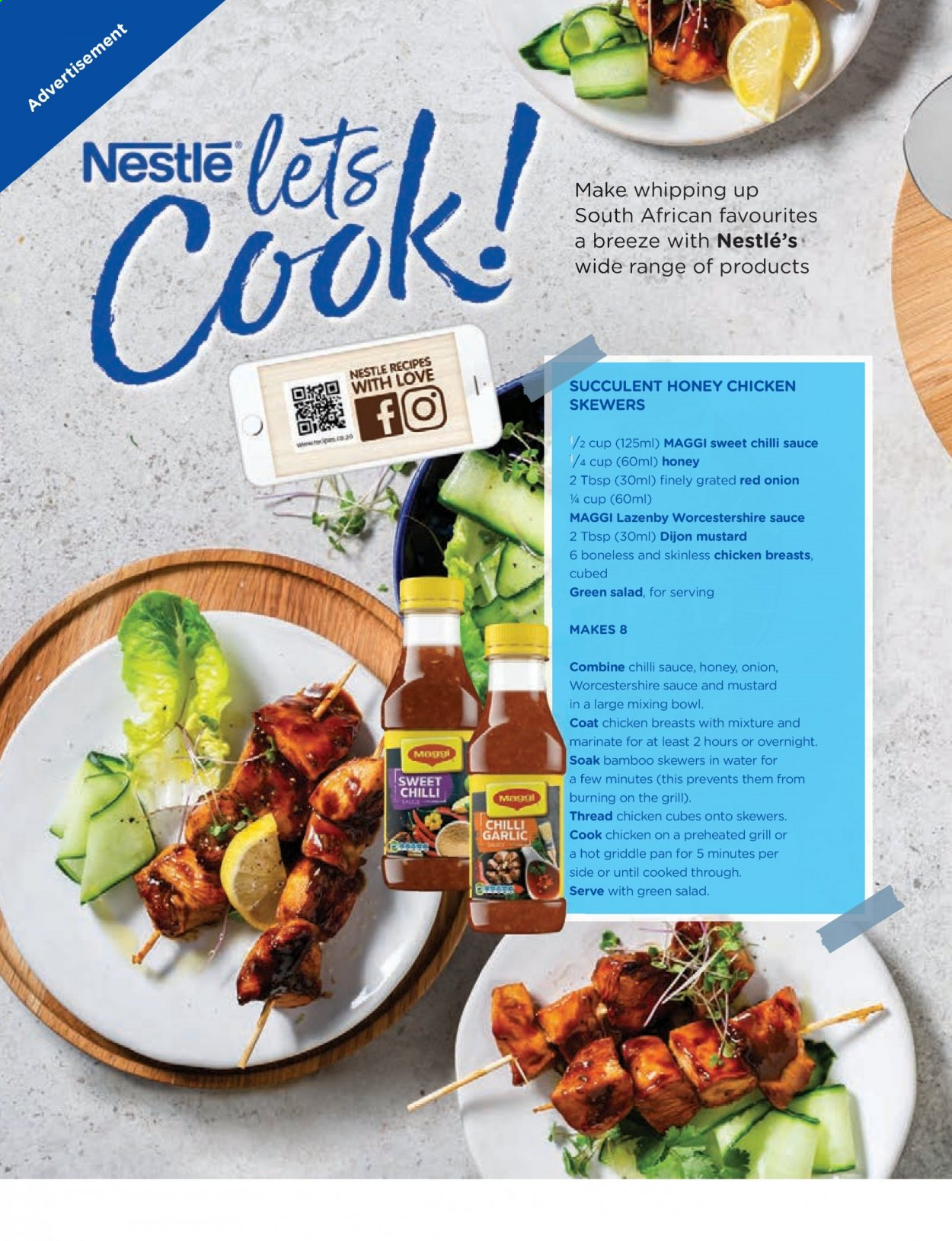 Pick n Pay catalogue . Page 62.