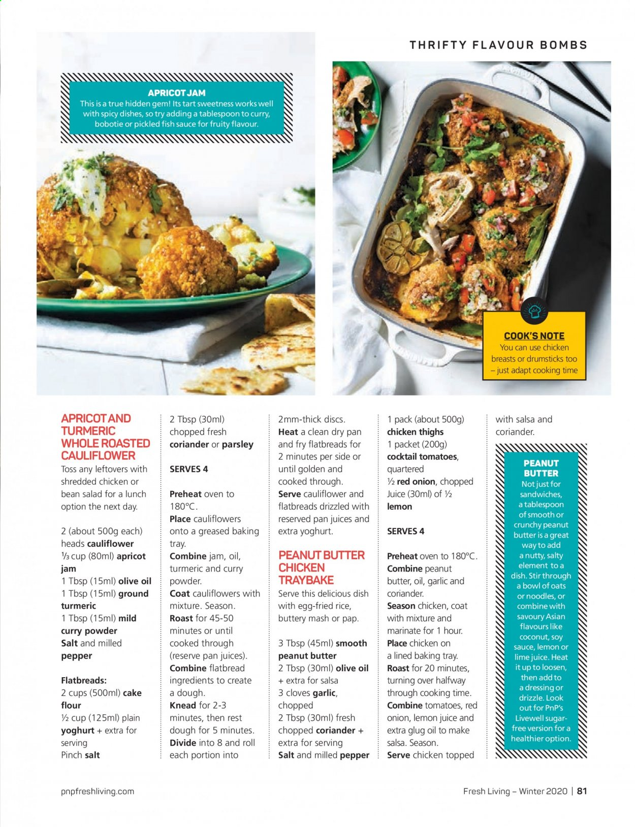 Pick n Pay catalogue . Page 81.