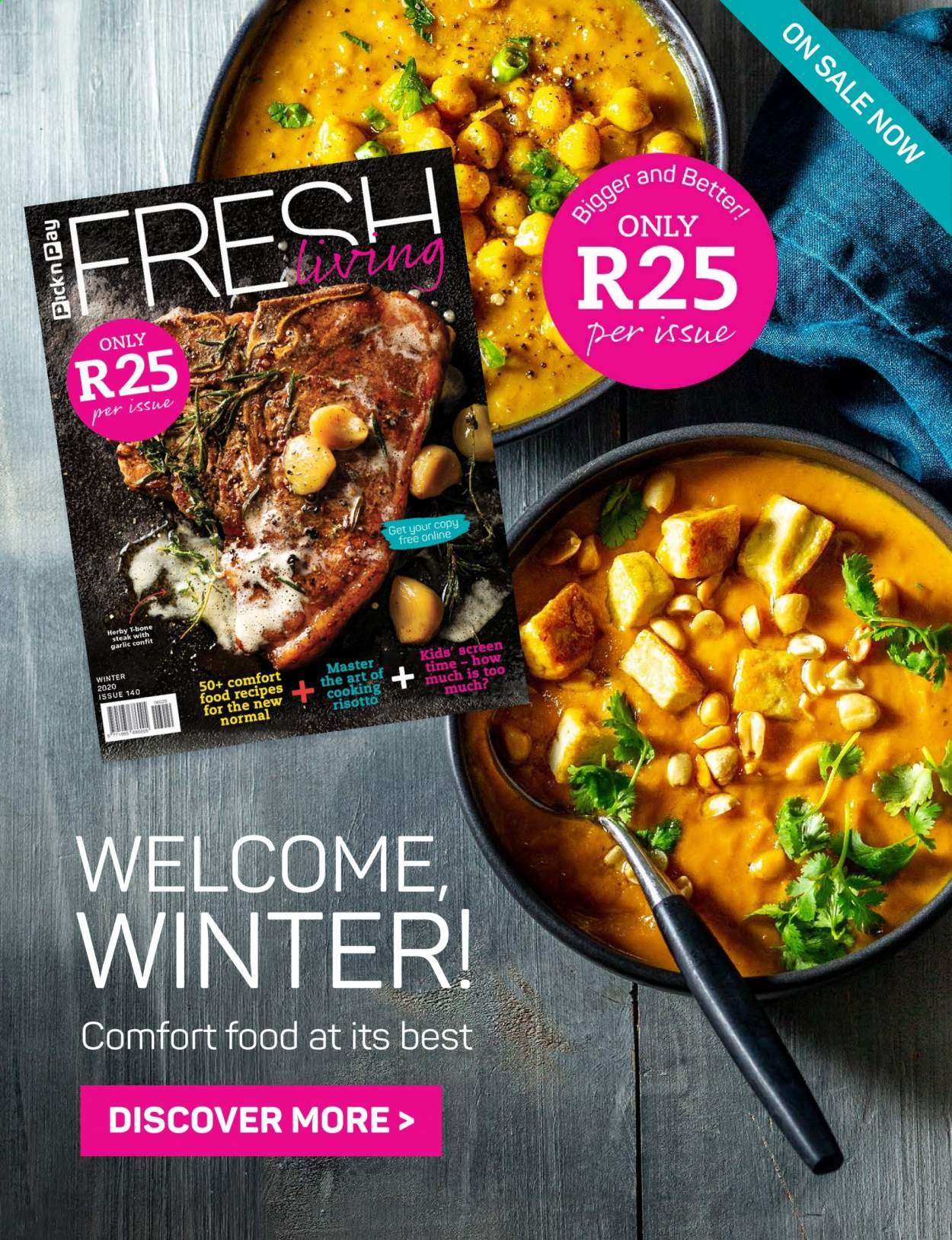 Pick n Pay catalogue . Page 125.