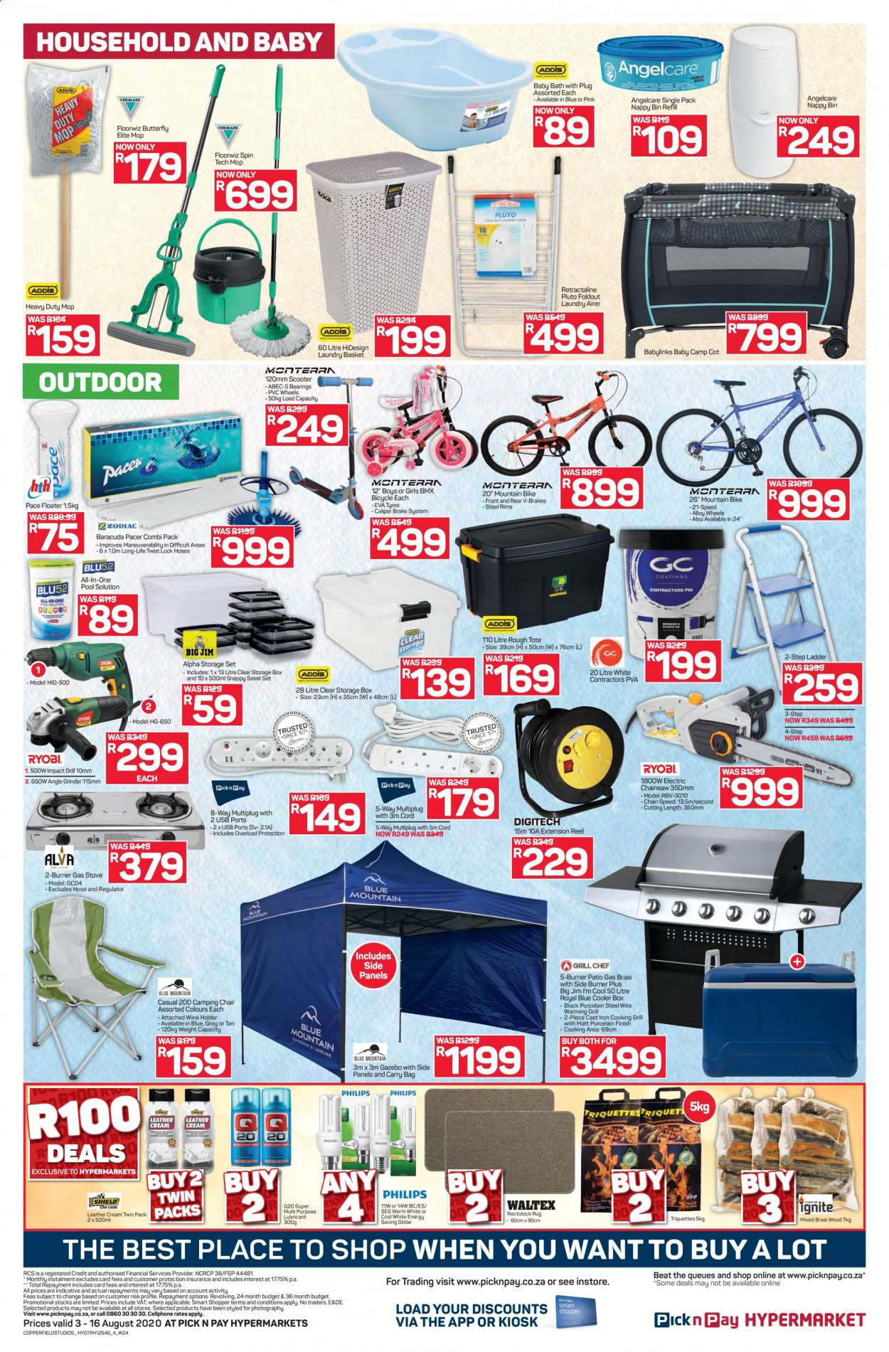 Pick n Pay catalogue  - 08.03.2020 - 08.16.2020. Page 4.