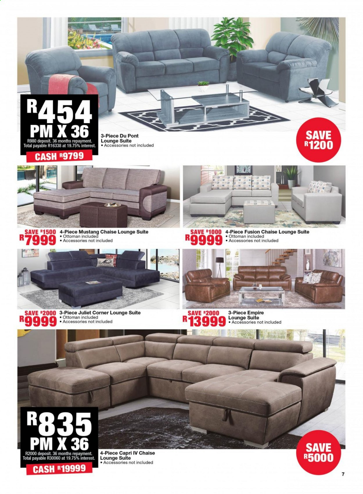 House & Home catalogue  - 08.06.2020 - 08.16.2020. Page 4.