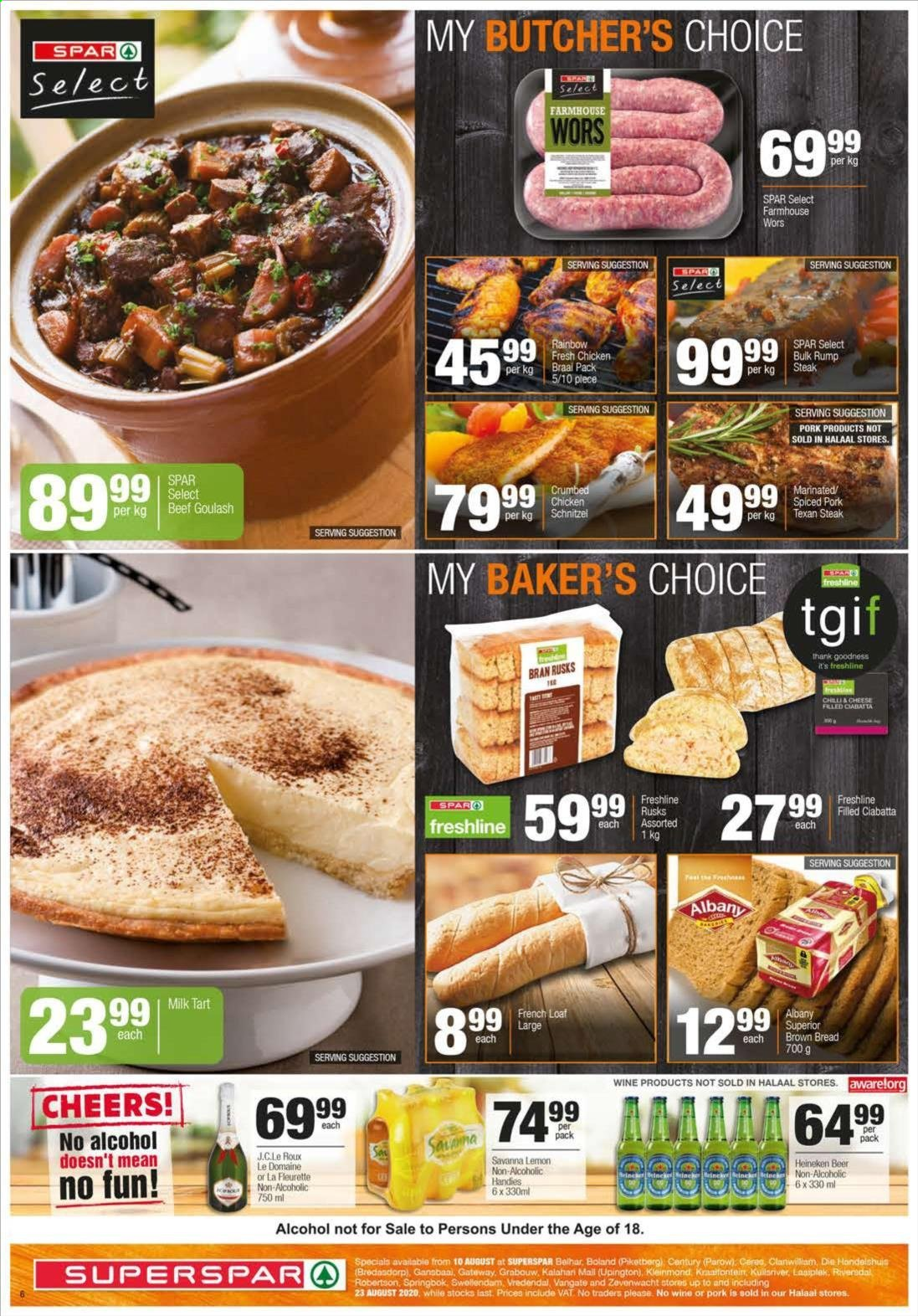 SPAR catalogue  - 08.10.2020 - 08.23.2020. Page 6.