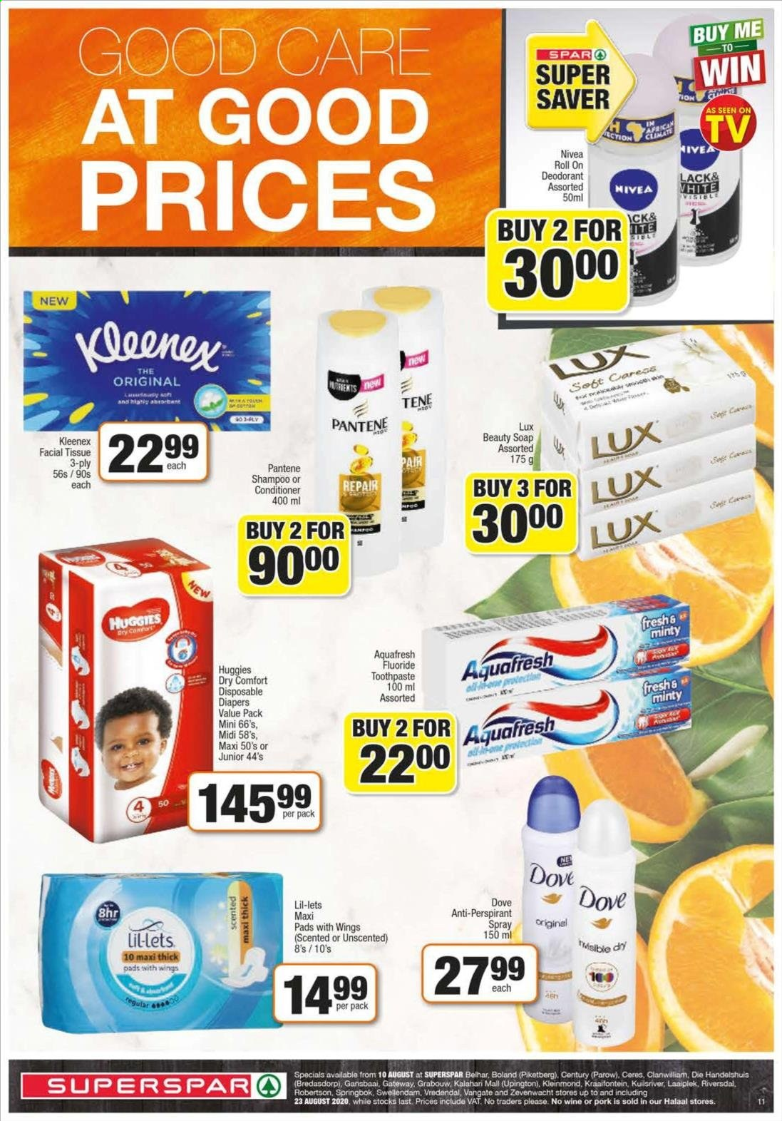 SPAR catalogue  - 08.10.2020 - 08.23.2020. Page 11.