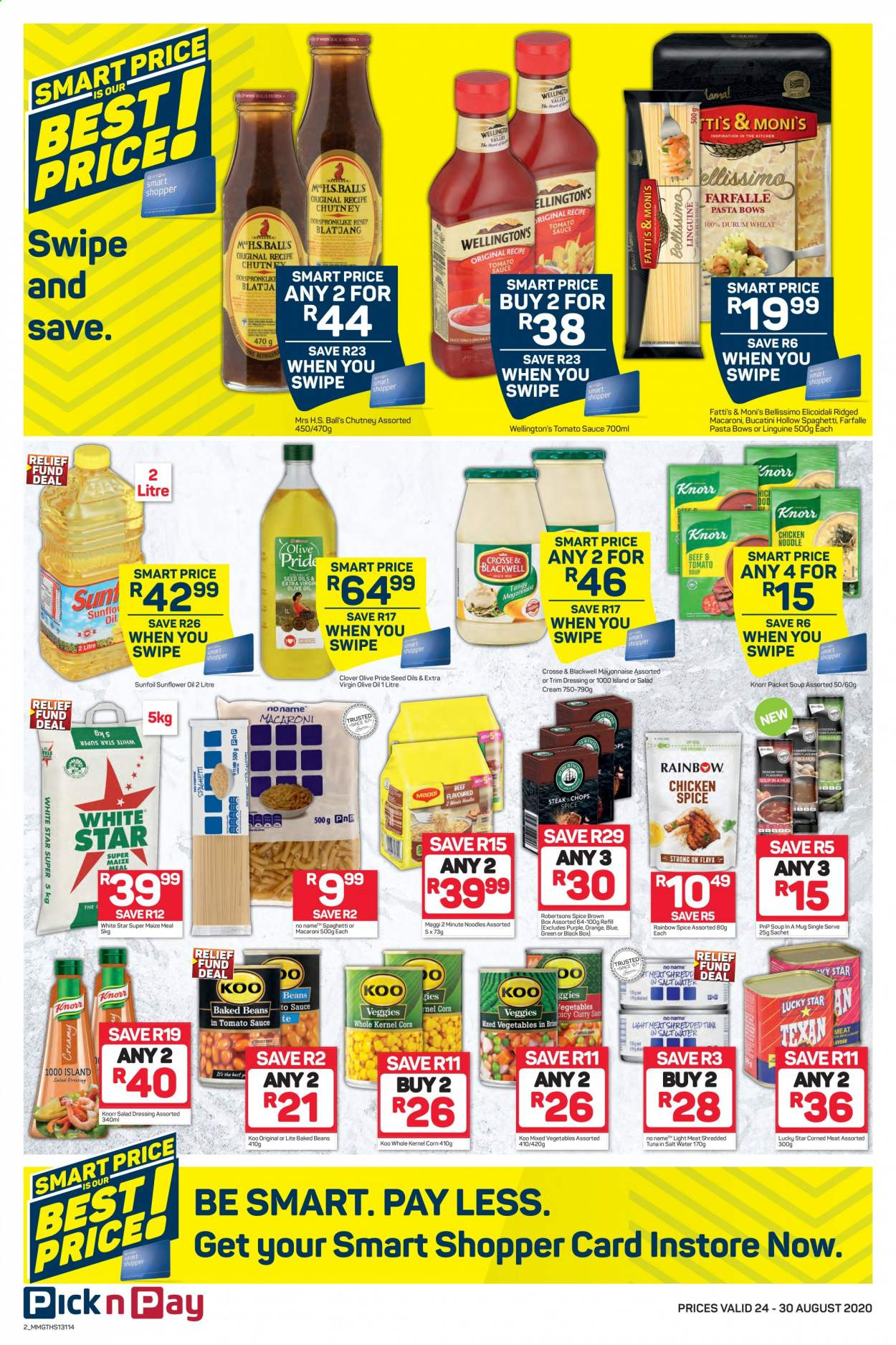 Pick n Pay catalogue  - 08.24.2020 - 08.30.2020. Page 2.