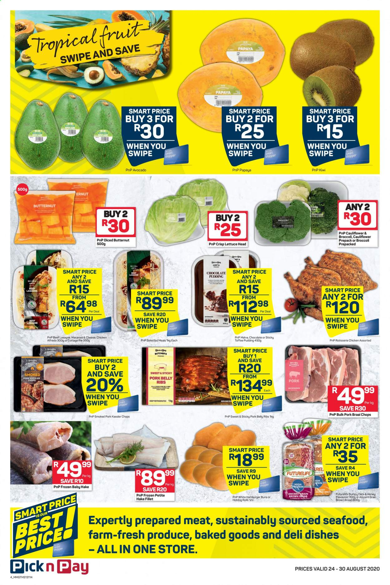 Pick n Pay catalogue  - 08.24.2020 - 08.30.2020. Page 4.