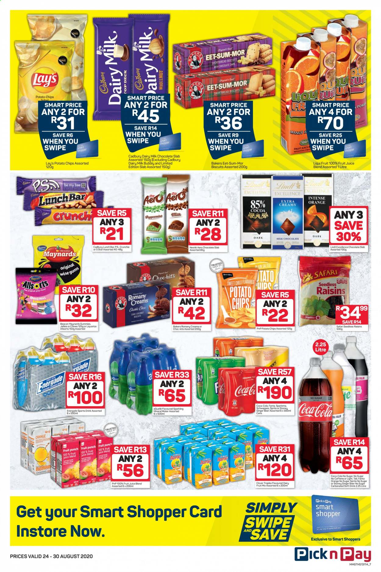 Pick n Pay catalogue  - 08.24.2020 - 08.30.2020. Page 7.