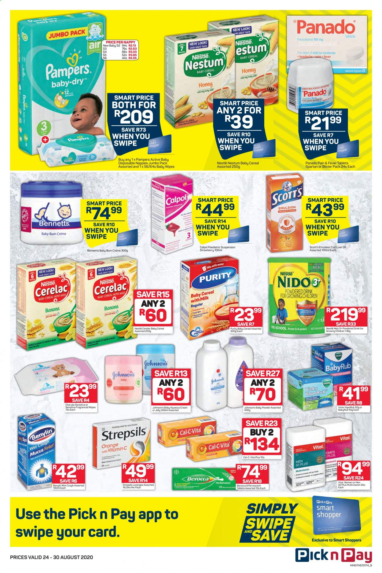 Pick n Pay catalogue  - 08.24.2020 - 08.30.2020. Page 9.
