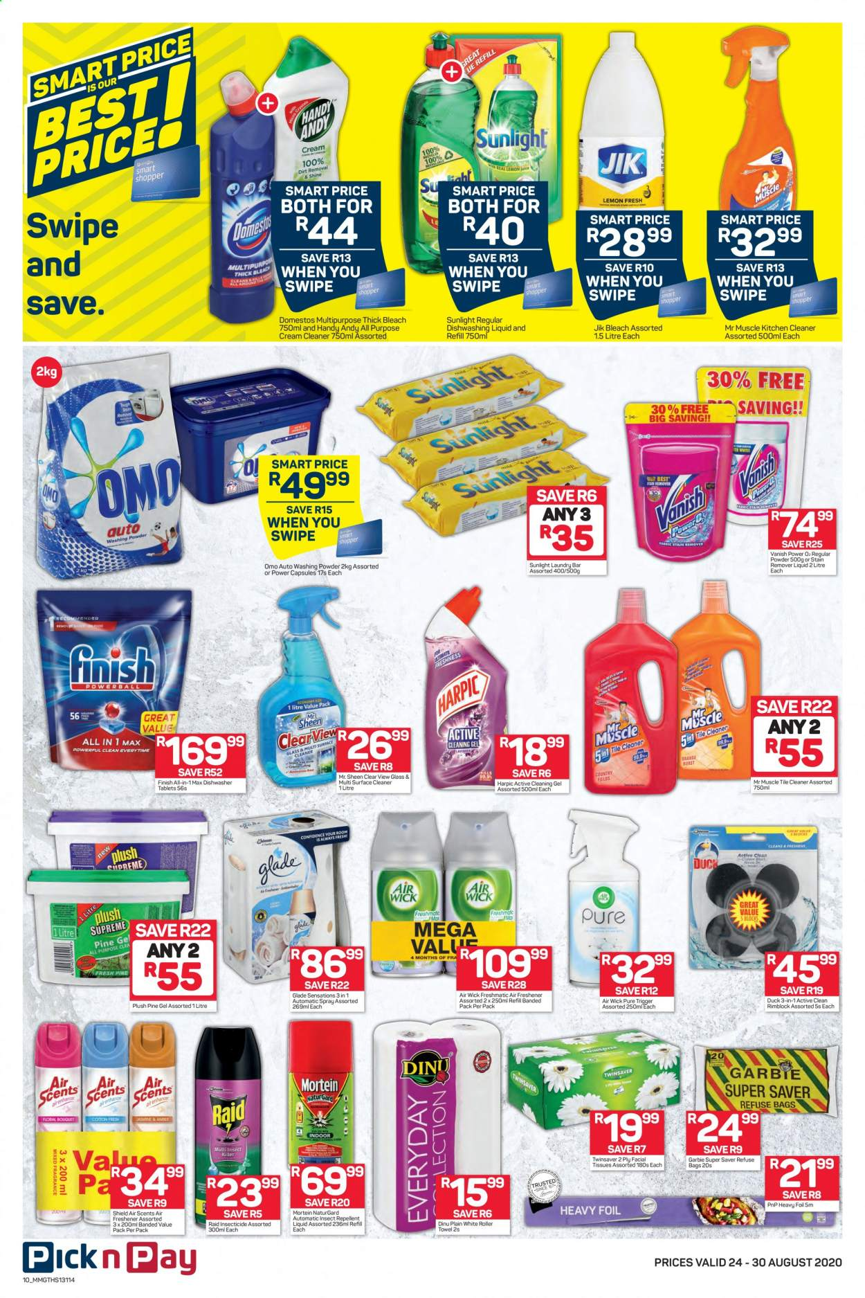 Pick n Pay catalogue  - 08.24.2020 - 08.30.2020. Page 10.