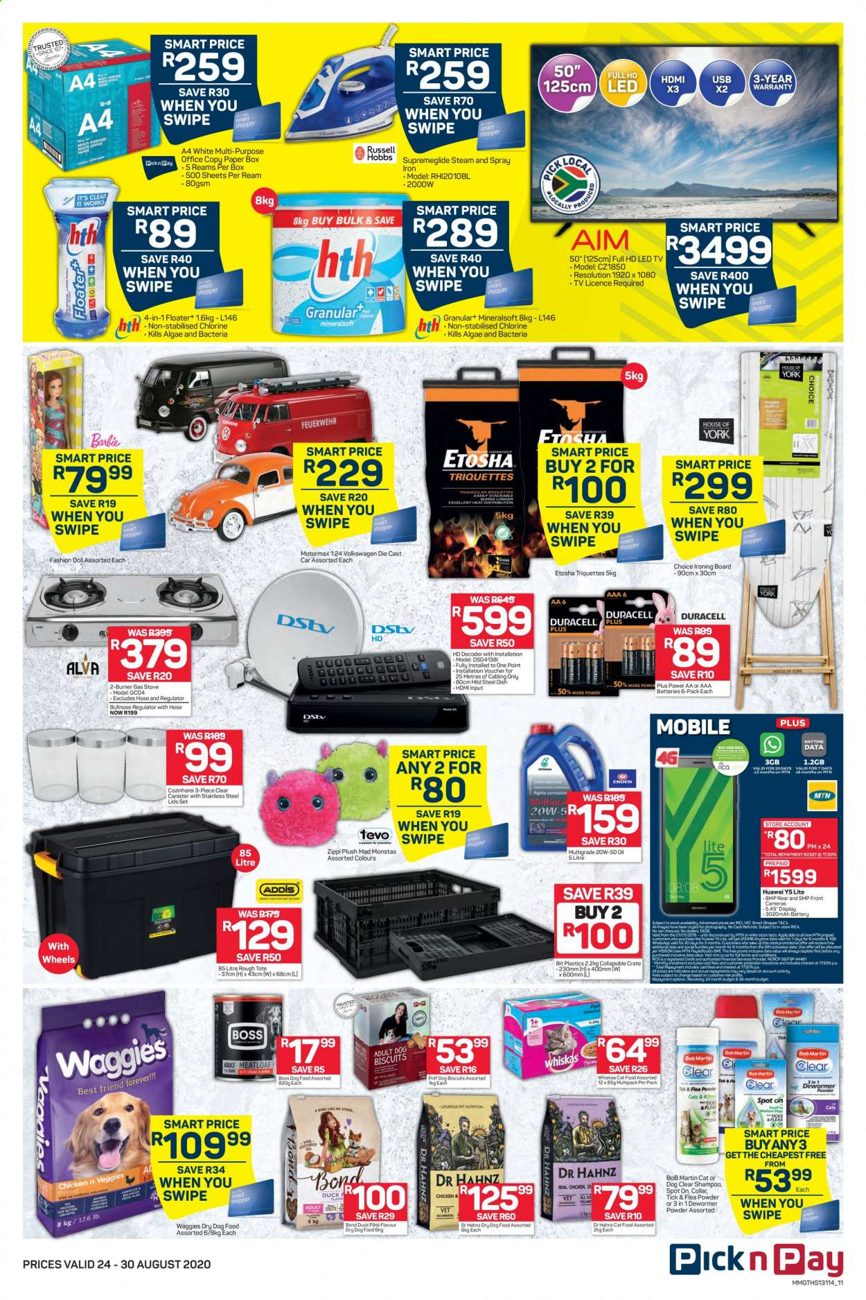 Pick n Pay catalogue  - 08.24.2020 - 08.30.2020. Page 11.
