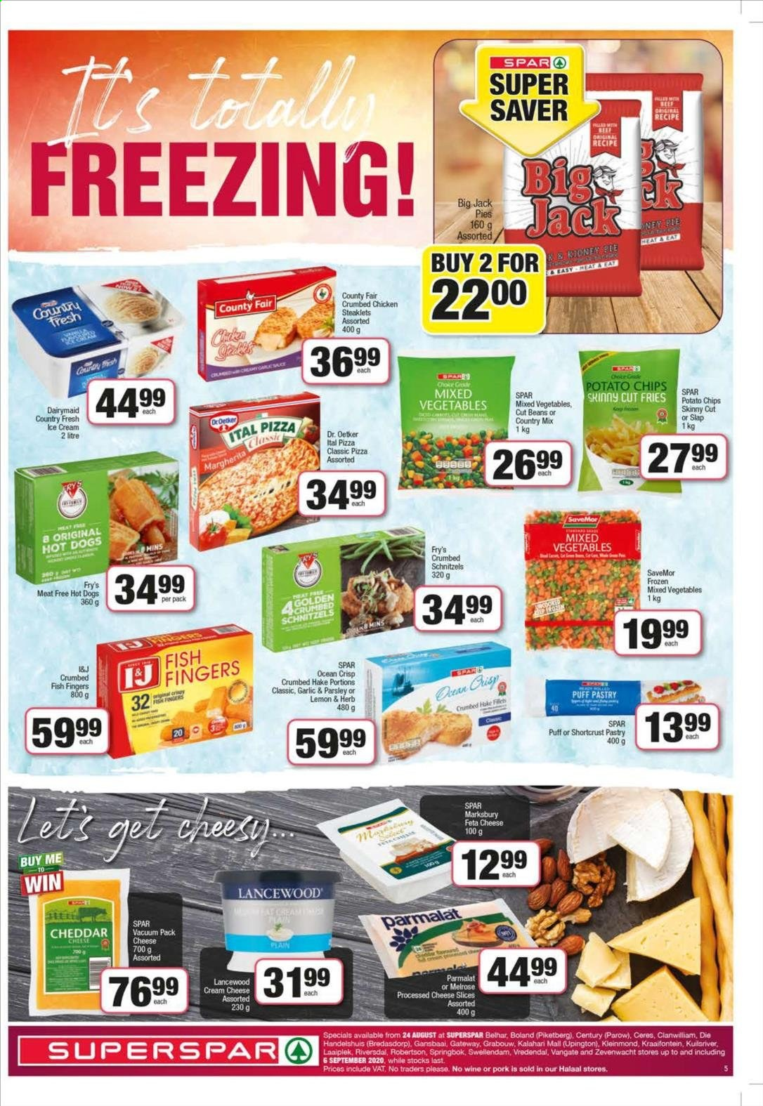 SPAR catalogue  - 08.24.2020 - 09.06.2020. Page 5.