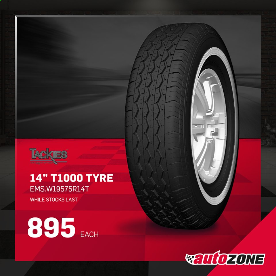 AutoZone catalogue  - 08.24.2020 - 09.04.2020. Page 1.