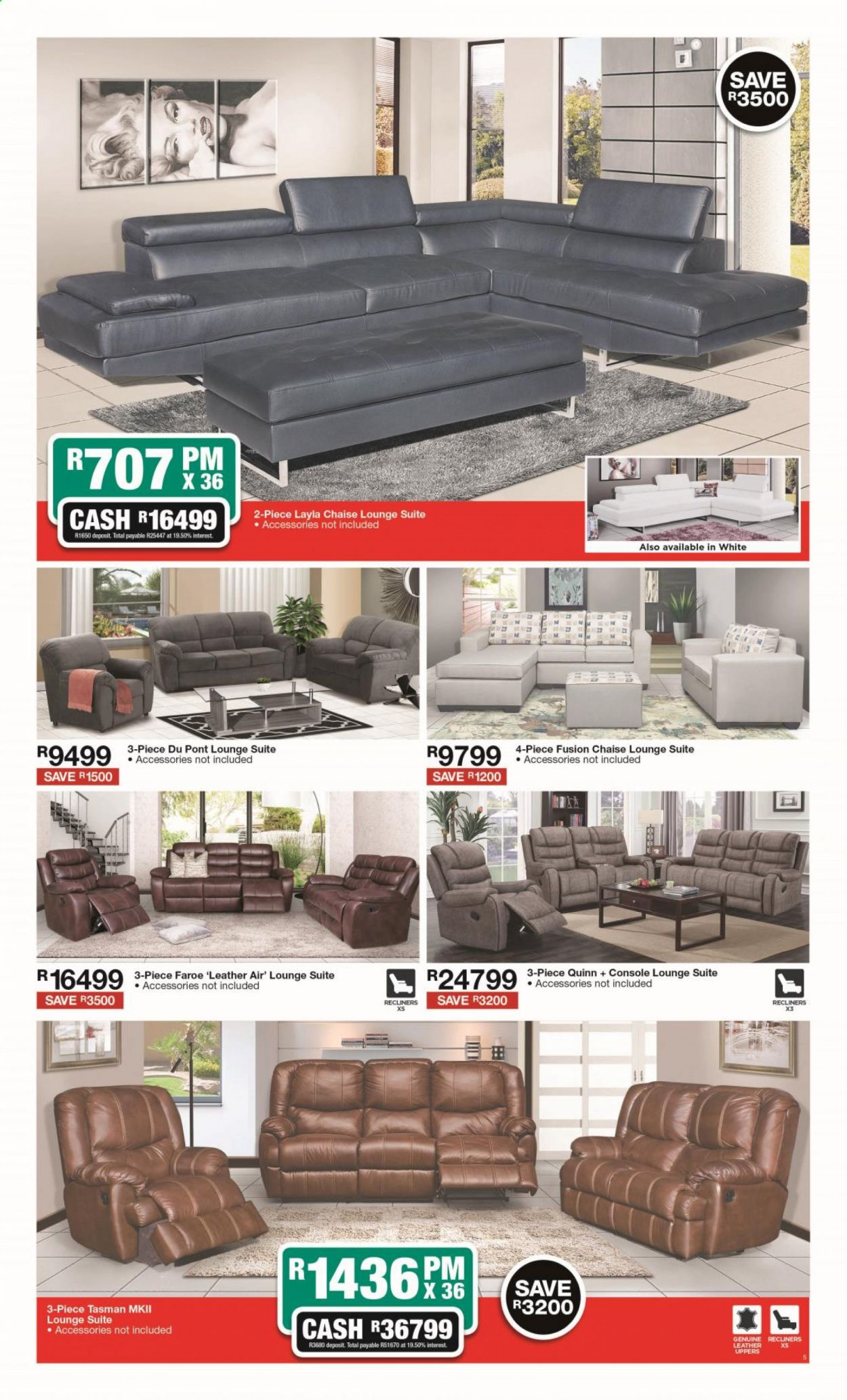 House & Home catalogue  - 08.26.2020 - 09.06.2020. Page 5.