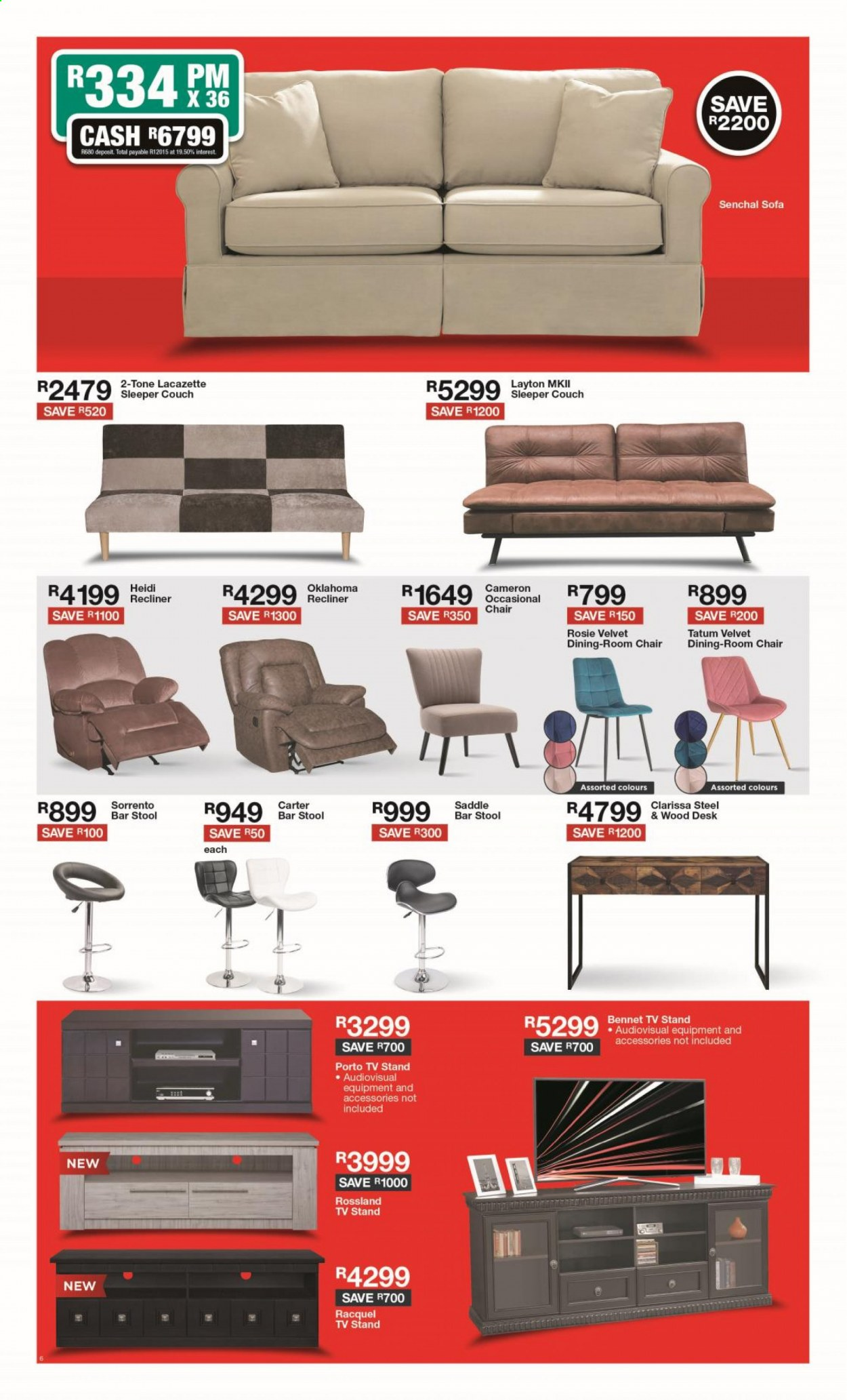 House & Home catalogue  - 08.26.2020 - 09.06.2020. Page 6.