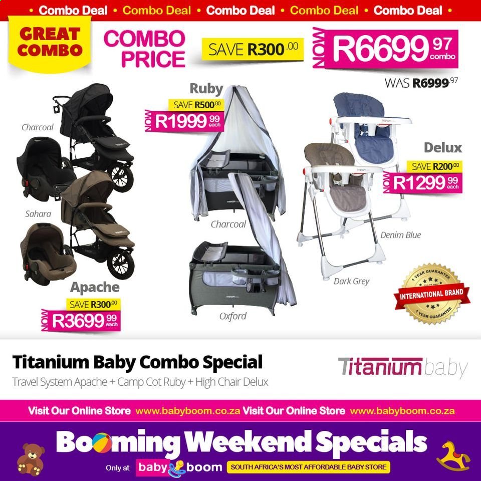 Baby Boom catalogue  - 09.04.2020 - 09.06.2020. Page 3.