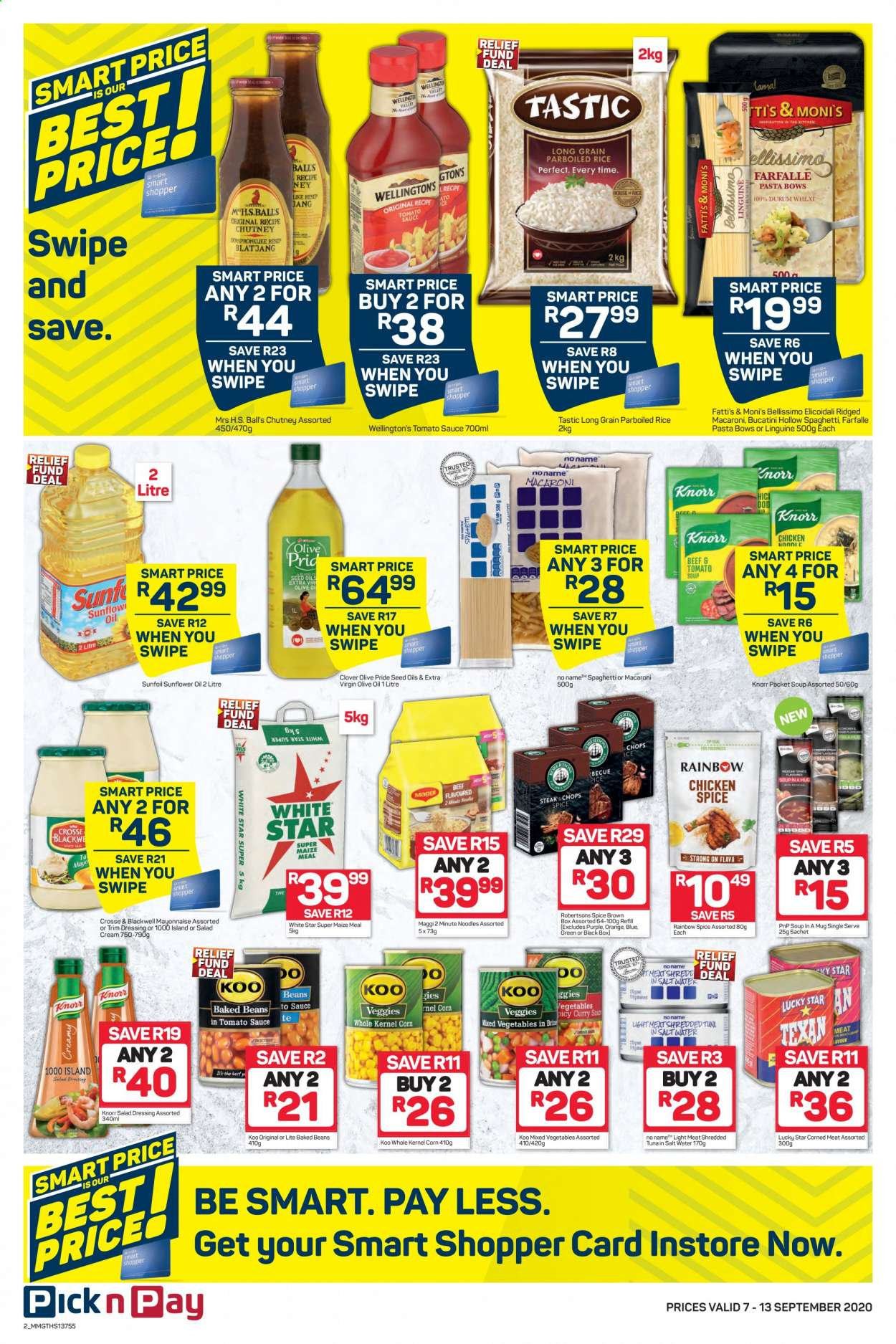 Pick n Pay catalogue  - 09.07.2020 - 09.13.2020. Page 2.