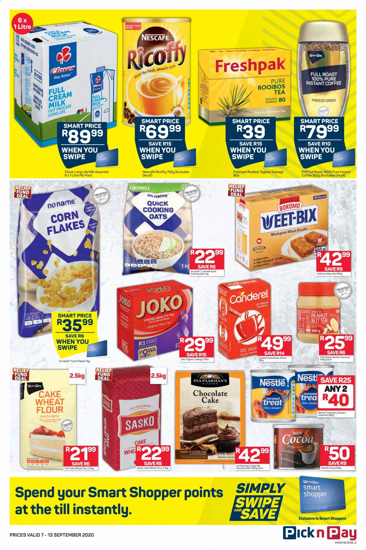 Pick n Pay catalogue  - 09.07.2020 - 09.13.2020. Page 3.