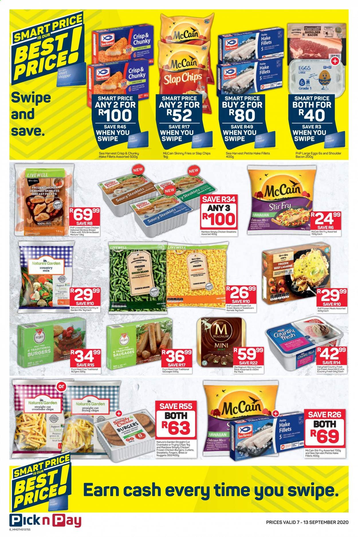 Pick n Pay catalogue  - 09.07.2020 - 09.13.2020. Page 6.