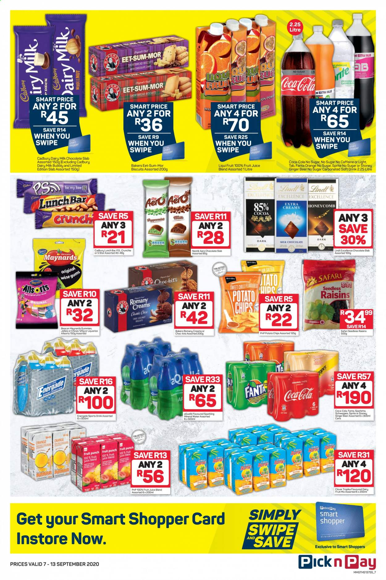 Pick n Pay catalogue  - 09.07.2020 - 09.13.2020. Page 7.