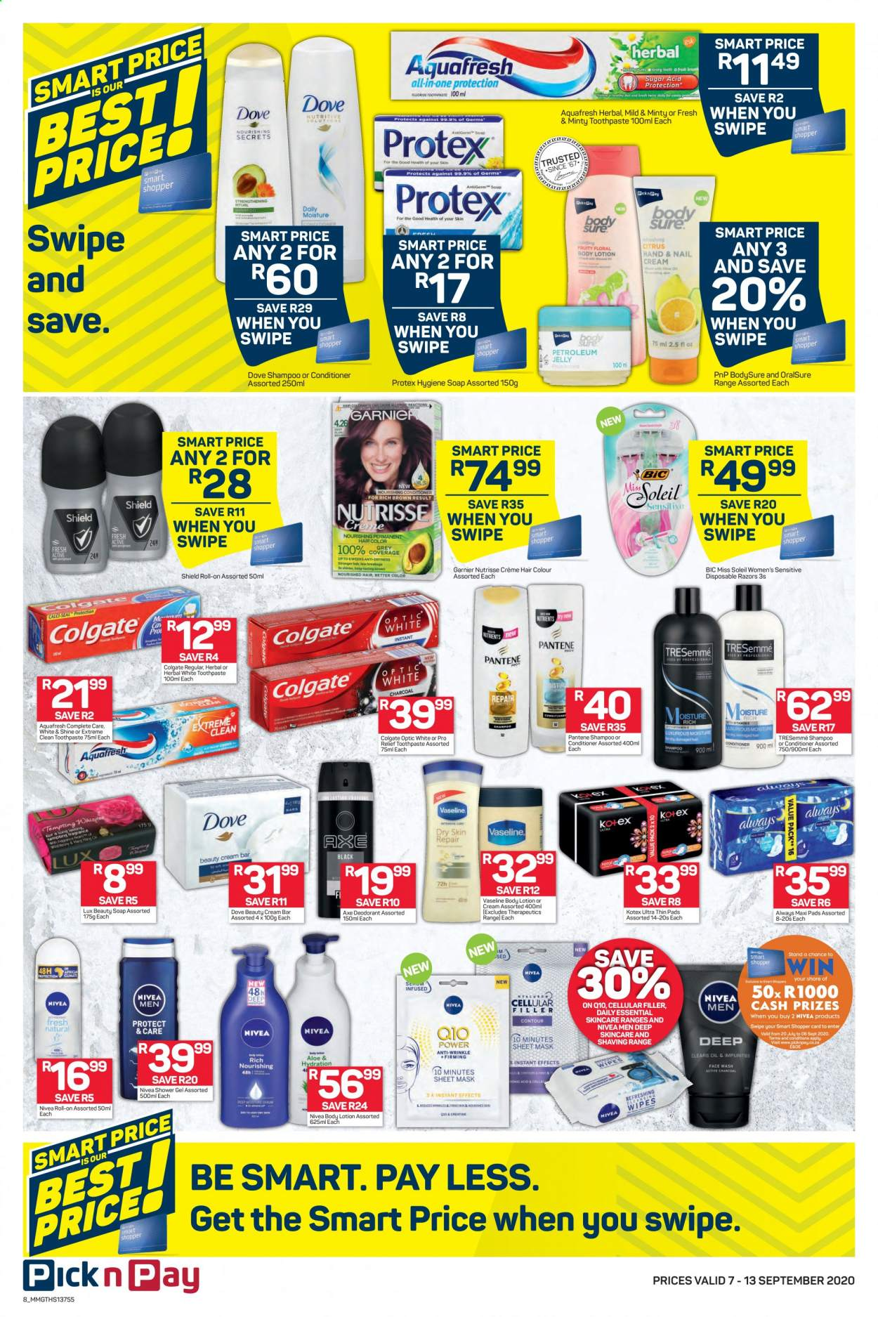 Pick n Pay catalogue  - 09.07.2020 - 09.13.2020. Page 8.