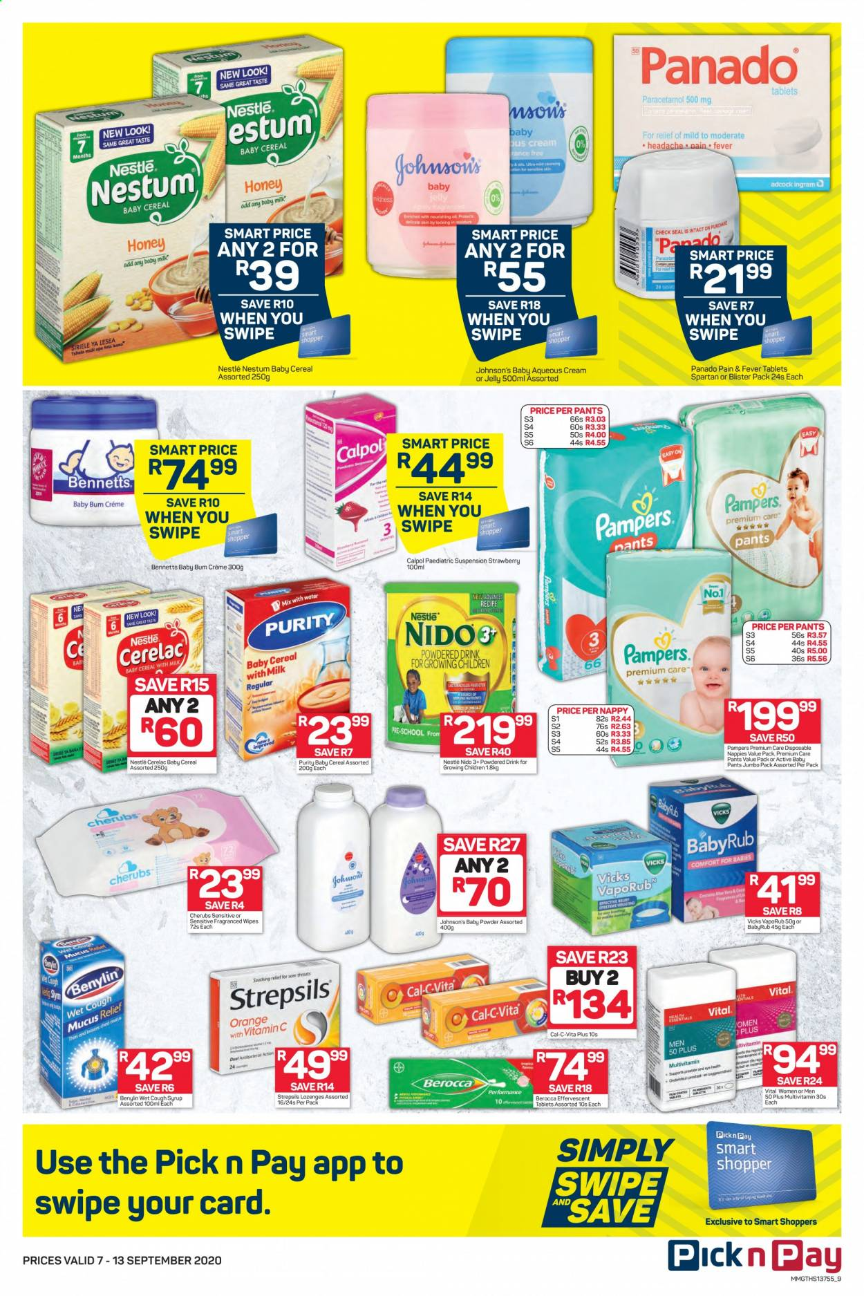 Pick n Pay catalogue  - 09.07.2020 - 09.13.2020. Page 9.