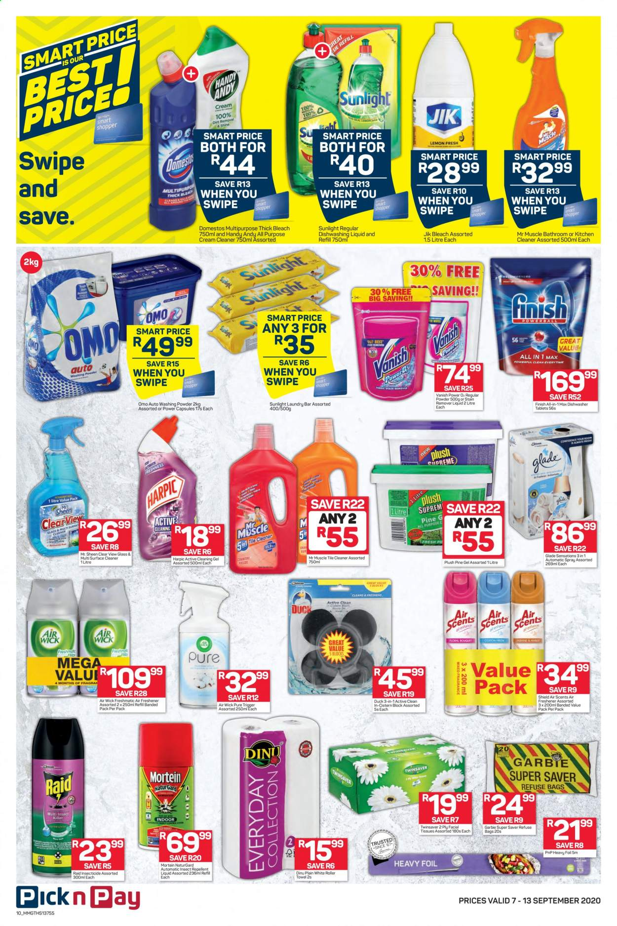 Pick n Pay catalogue  - 09.07.2020 - 09.13.2020. Page 10.