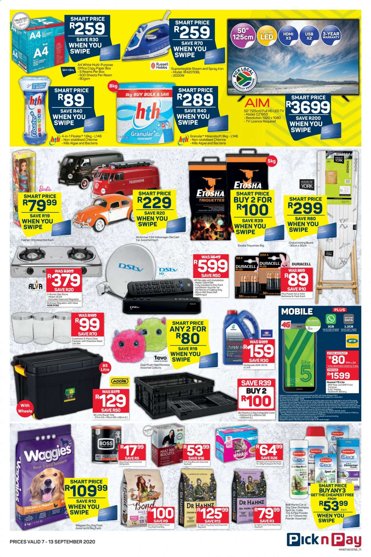 Pick n Pay catalogue  - 09.07.2020 - 09.13.2020. Page 11.