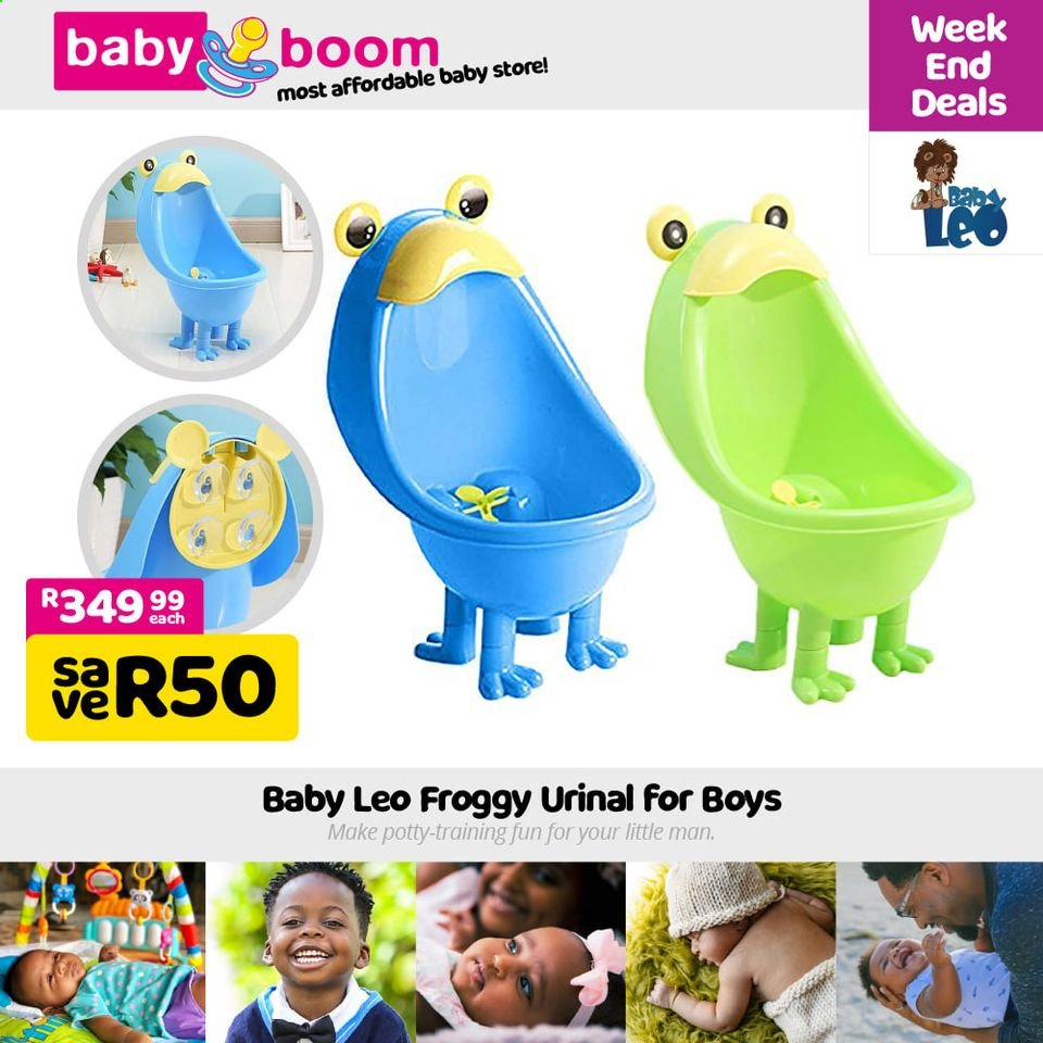 Baby Boom catalogue  - 09.11.2020 - 09.13.2020. Page 1.
