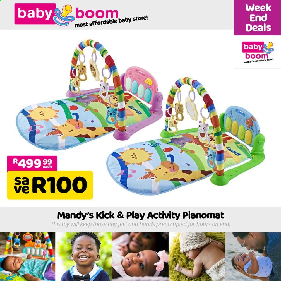 Baby Boom catalogue  - 09.11.2020 - 09.13.2020. Page 3.