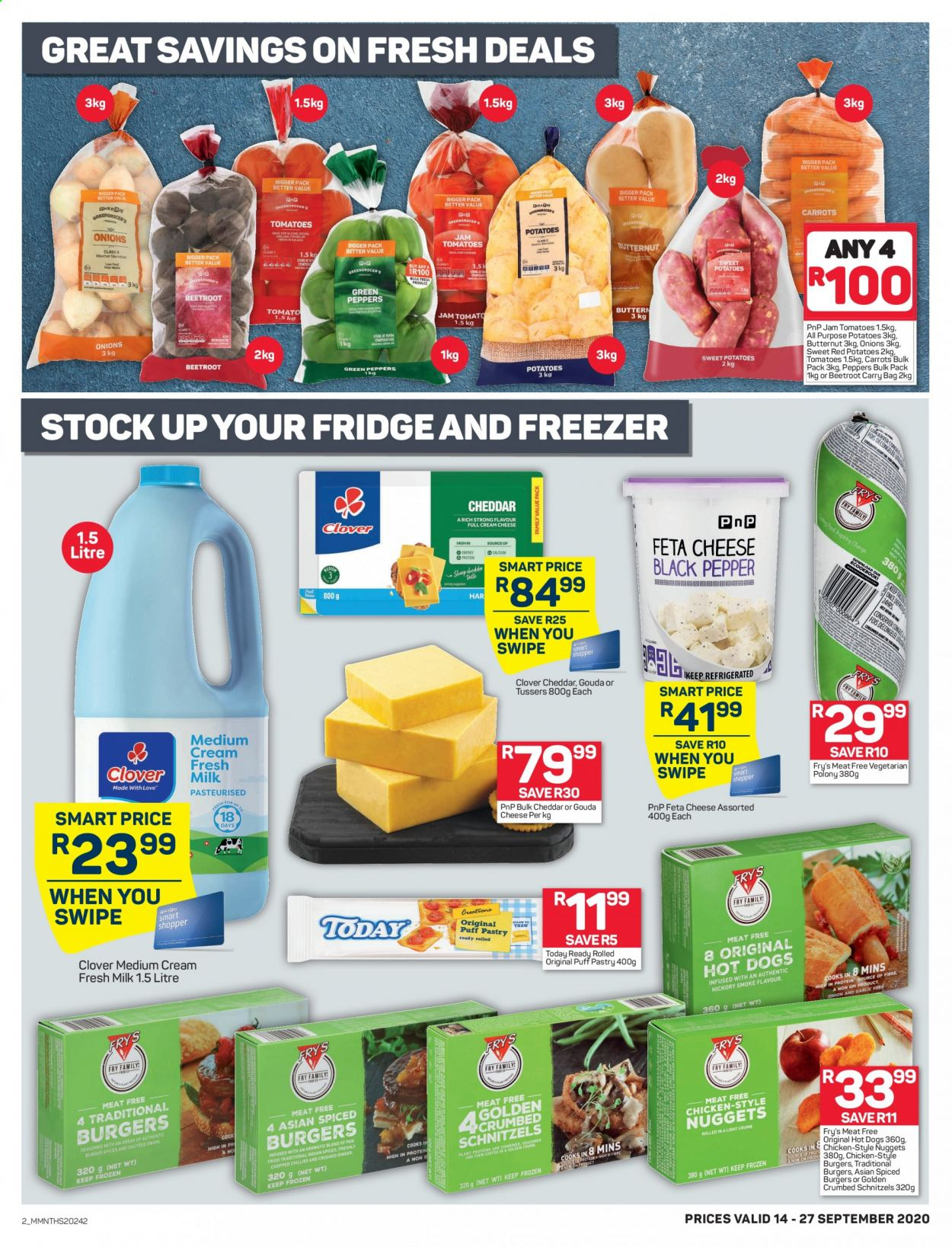 Pick n Pay catalogue  - 09.14.2020 - 09.27.2020. Page 2.