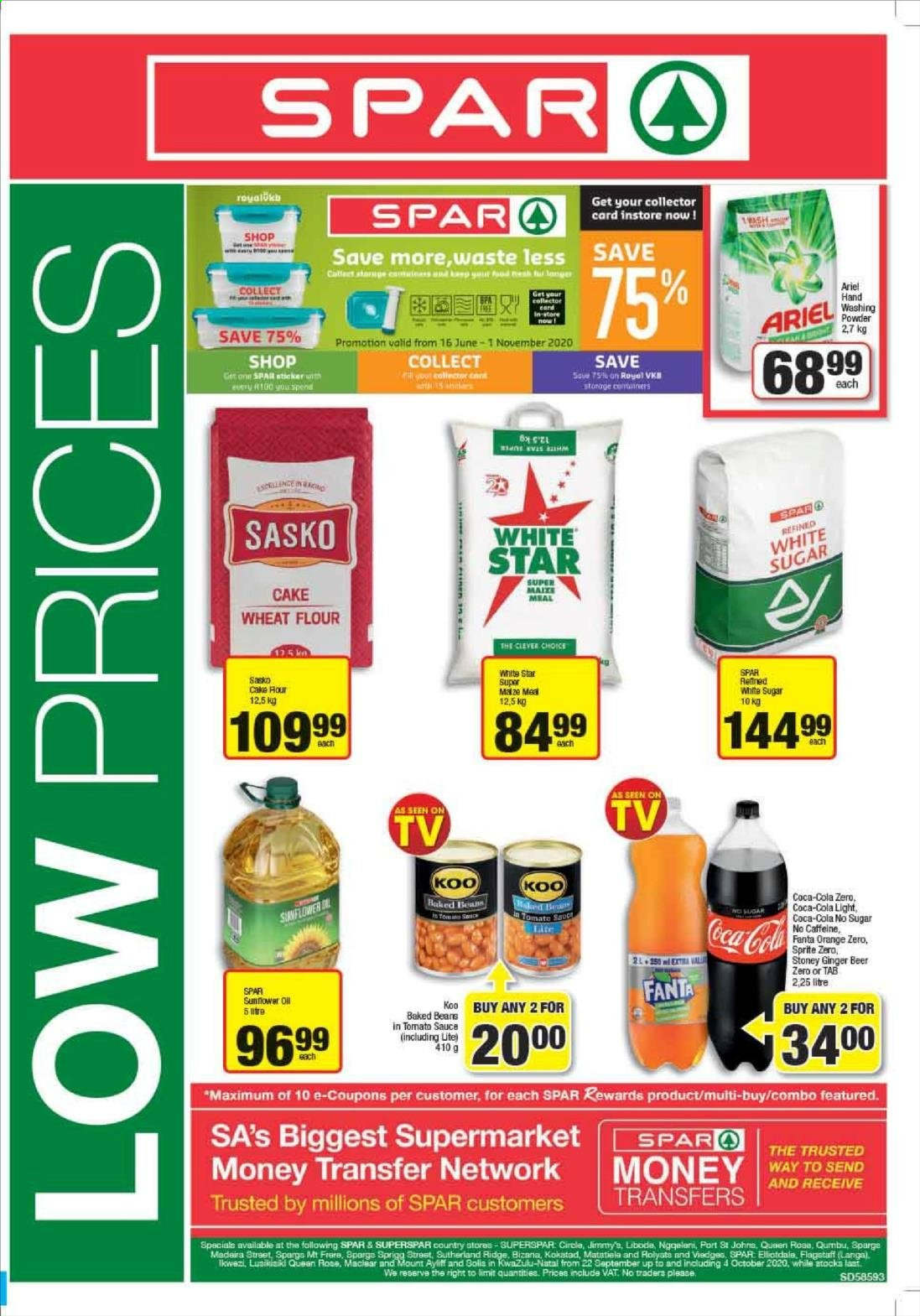 SPAR catalogue  - 09.22.2020 - 09.28.2020. Page 2.