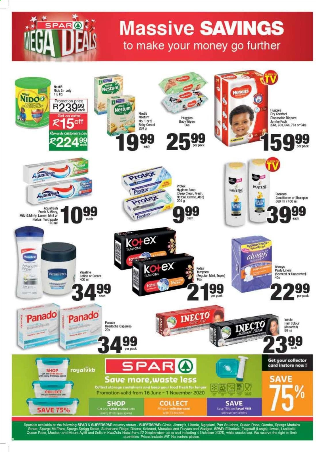 SPAR catalogue  - 09.22.2020 - 09.28.2020. Page 7.