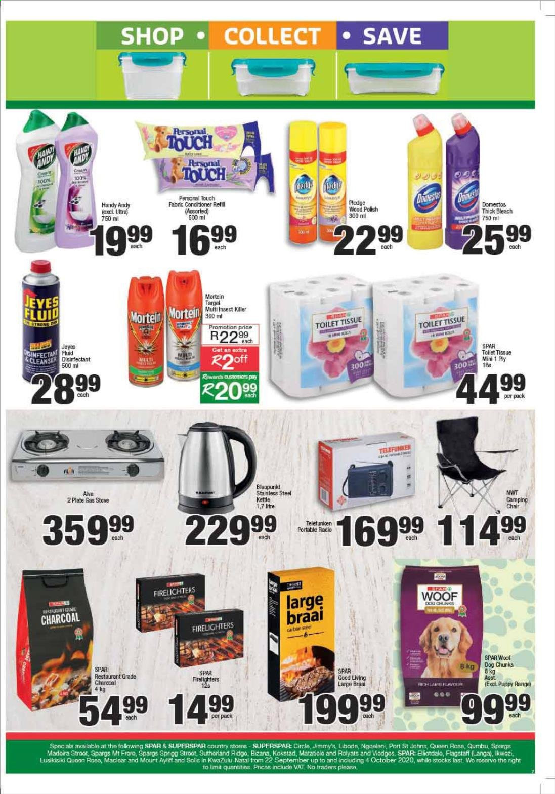 SPAR catalogue  - 09.22.2020 - 09.28.2020. Page 8.