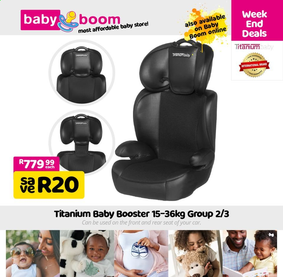 Baby Boom catalogue  - 10.16.2020 - 10.18.2020. Page 1.