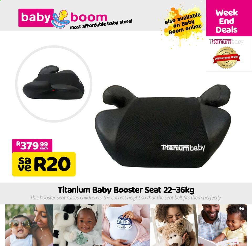 Baby Boom catalogue  - 10.16.2020 - 10.18.2020. Page 3.