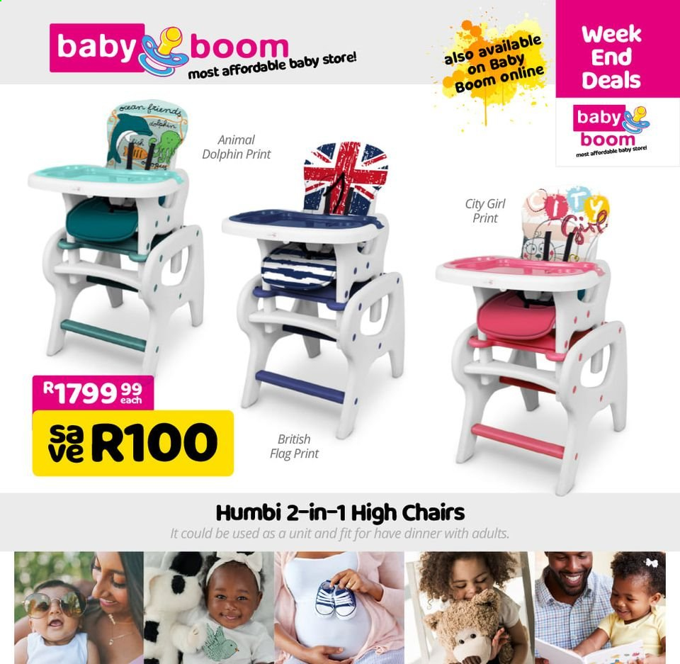 Baby Boom catalogue  - 10.16.2020 - 10.18.2020. Page 4.
