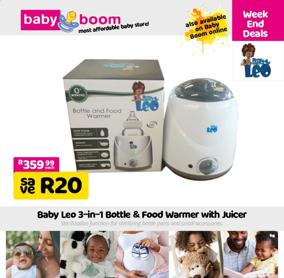 Baby Boom catalogue  - 10.16.2020 - 10.18.2020. Page 5.