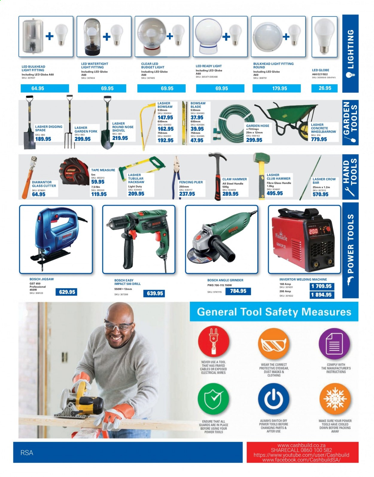 Cashbuild catalogue  - 12.23.2020 - 01.24.2021. Page 3.